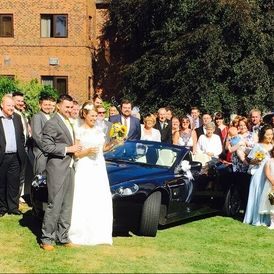 Aston Wedding Car to You